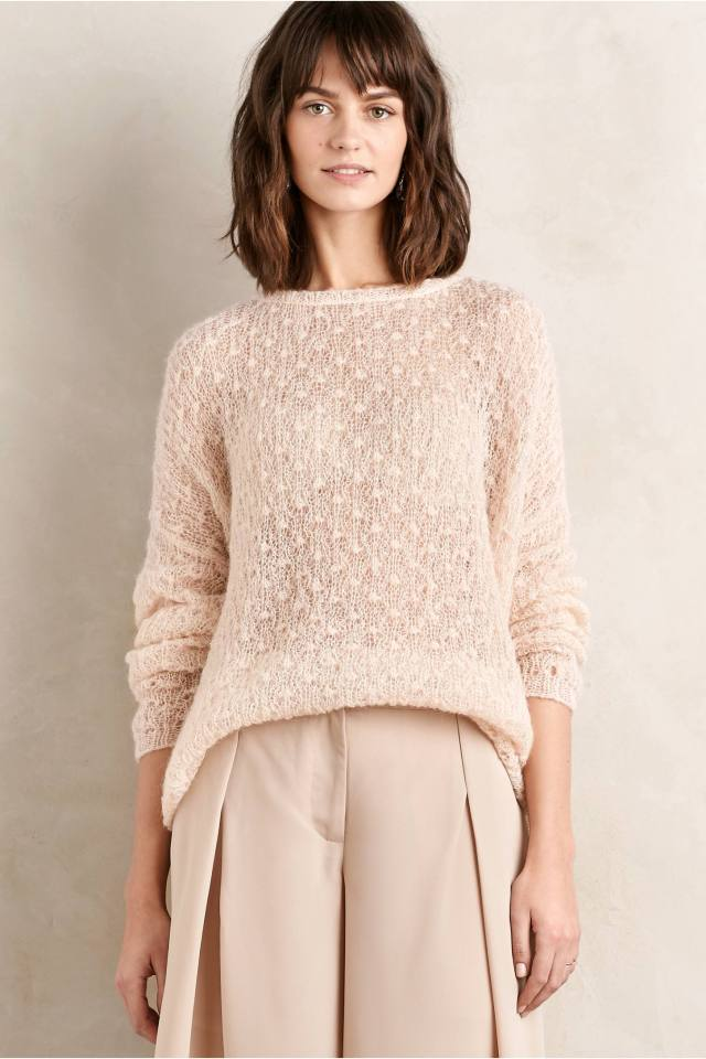 Catby Pullover by Mes Demoiselles