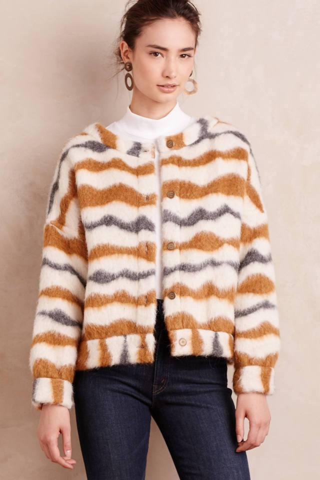 Savanah Stripe Pullover