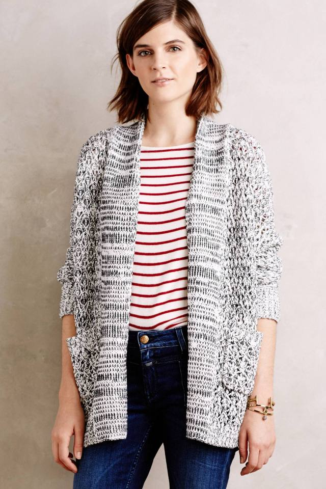 Benson Cardigan by Moth