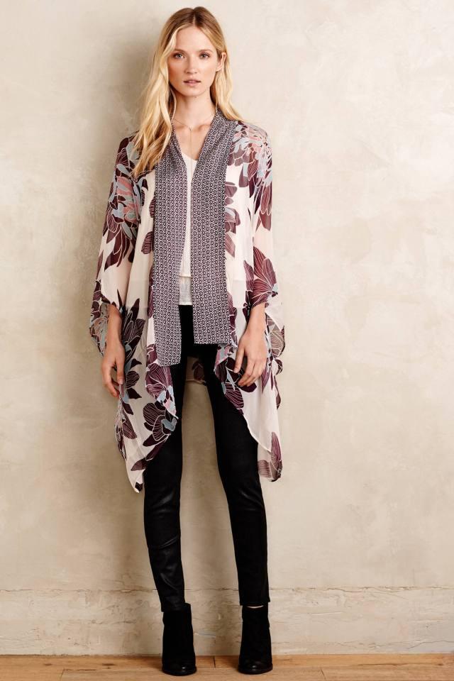 Windstrewn Kimono by Elevenses