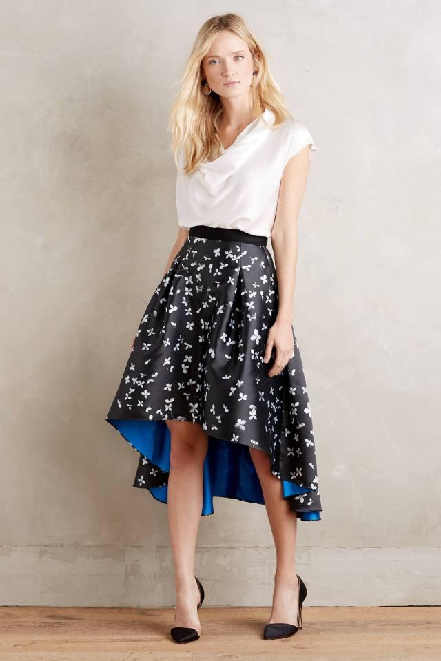 Vivace Ball Skirt by NOIR Sachin & Babi