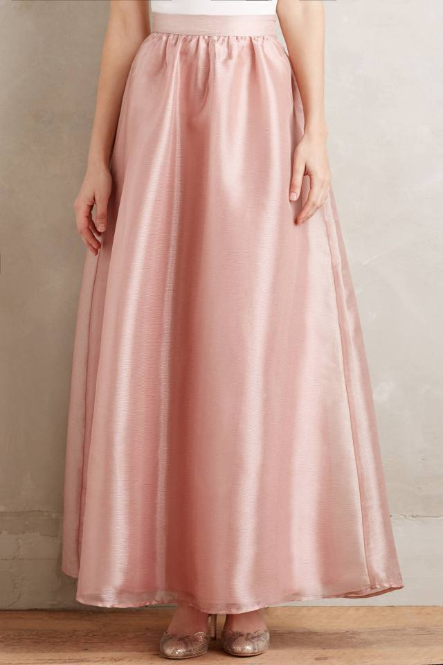 Blushing Ball Skirt by Lucca