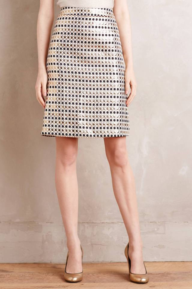 Starry Night Skirt by Erin Fetherston