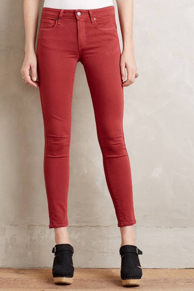 Verdugo Ankle Jeans by Paige