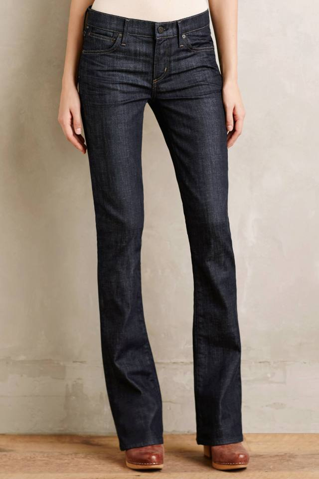 Emannuelle Slim Bootcut Jeans by Citizens of Humanity