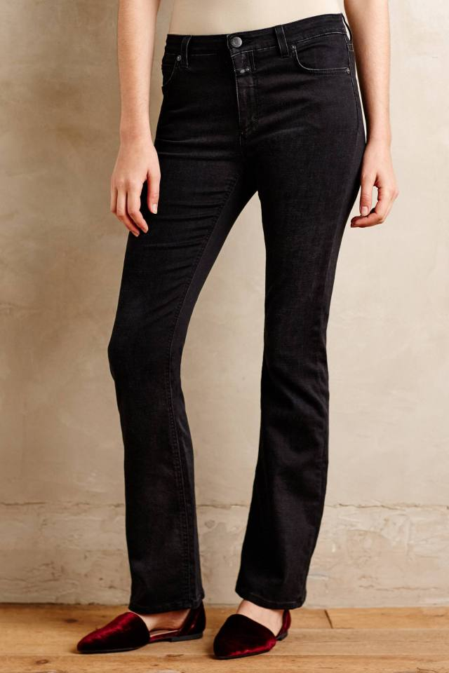 Mia Flare Jeans by Closed