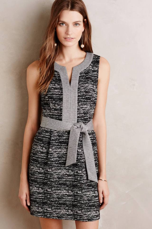 Cinched Knit Dress by Tabitha