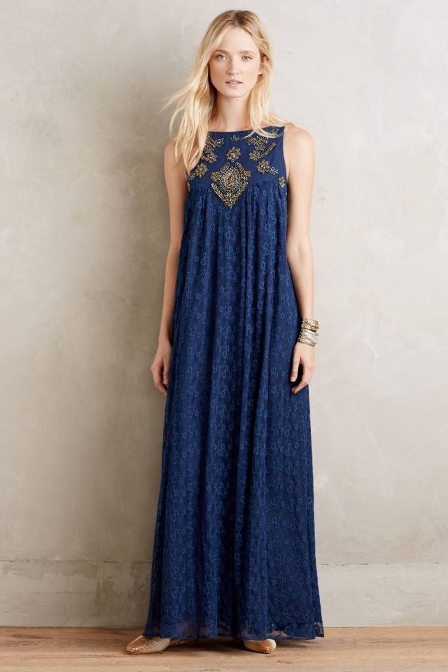 Catalin Maxi Dress by Korovilas
