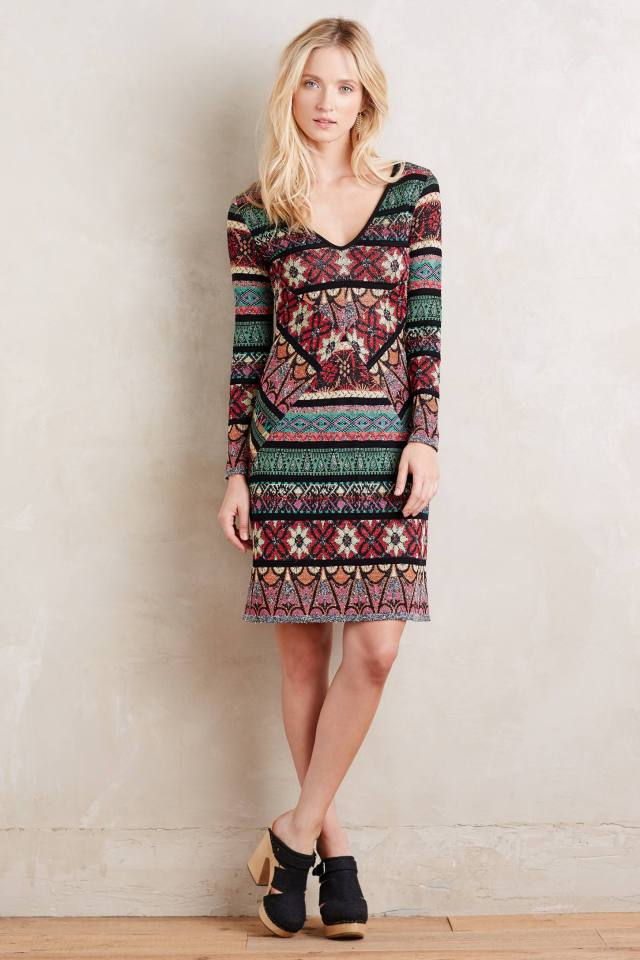 Tinhara Sweater Dress by Cecilia Prado