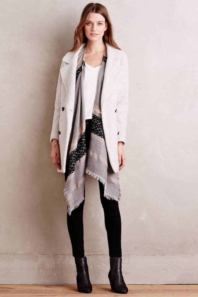 Larking Coat by MiH