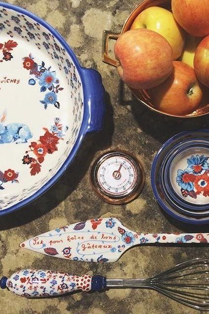 Bibelot Bakeware by Nathalie Lete