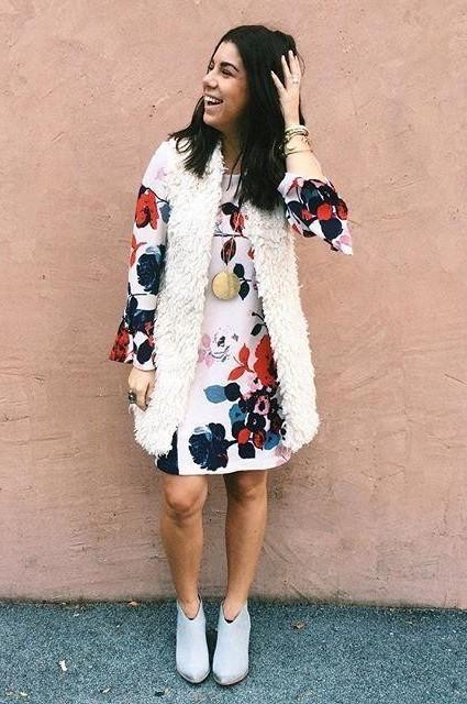 Anthousai Swing Dress by Maeve