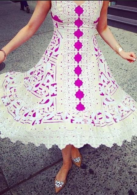Versailles Lace Dress by Moulinette Soeurs