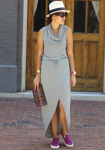 Cowlknit Midi Dress by Dolan Left Coast