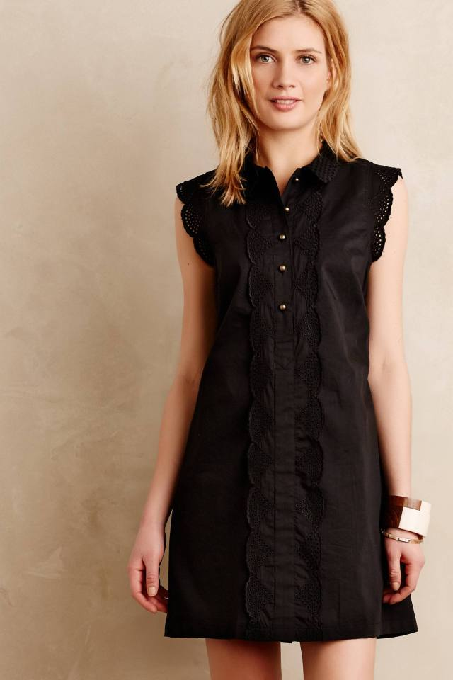 Trinette Shirtdress by Dear Creatures