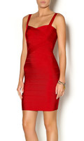 Barcelona Bandage Dress