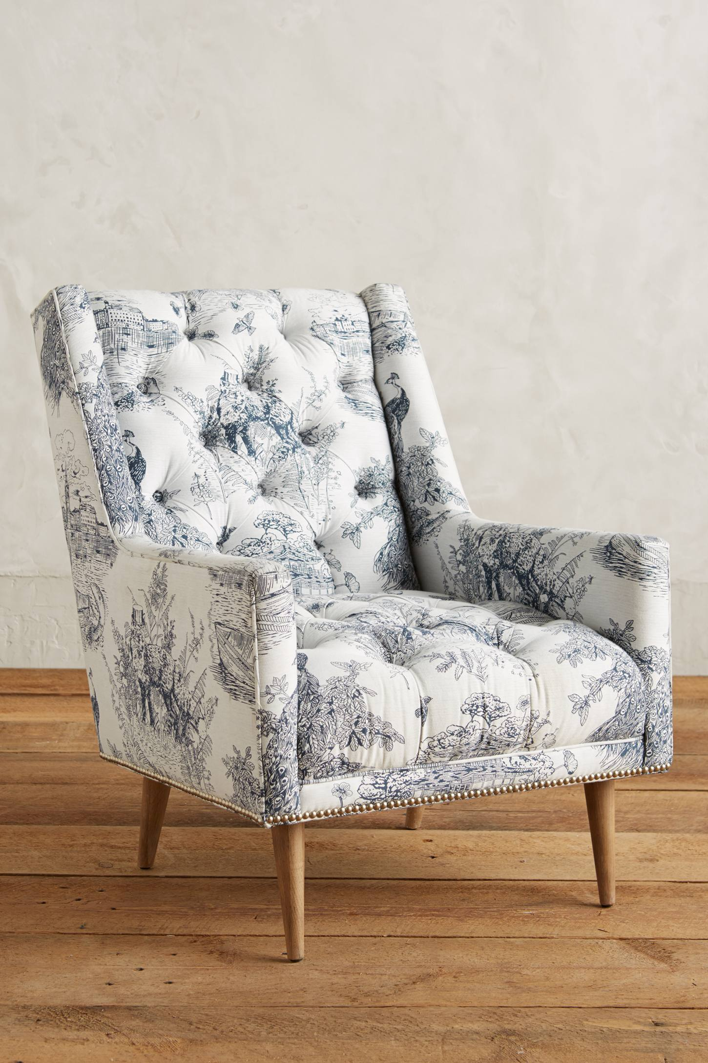 Toile Chair Anthropologie 39s September Arrivals Furniture Topista