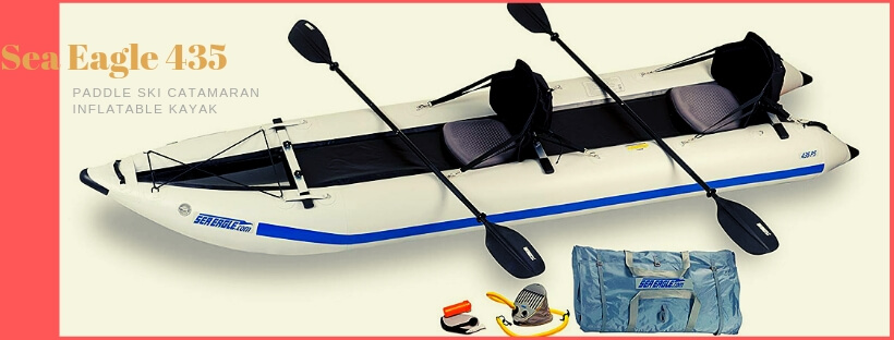 Sea Eagle 435 Paddle Ski Review