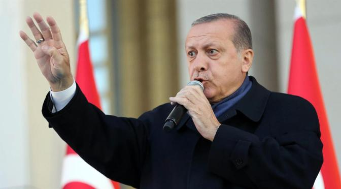 Turkey Blocks Wikipedia To Protect National Security