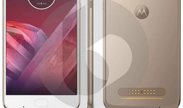 Moto Z2 Play Got Benchmark Scores Before Launch
