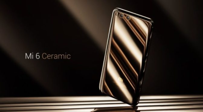 Xiaomi Mi 6 Ceramic Version Ready For Sale