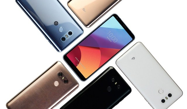 LG G6+ and LG G6 Officially Launched