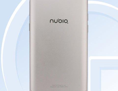Nubia NX907J Appears on TENAA 2900mAh Battery