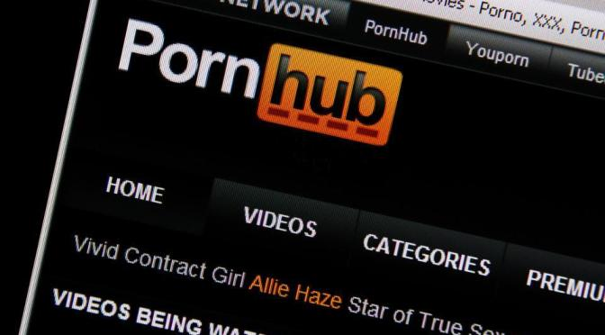 PornHub Joins to Support Net Neutrality