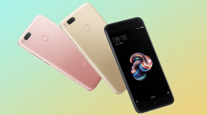 Xiaomi Mi 5X Officially Listed 200,000 Plus Registrations