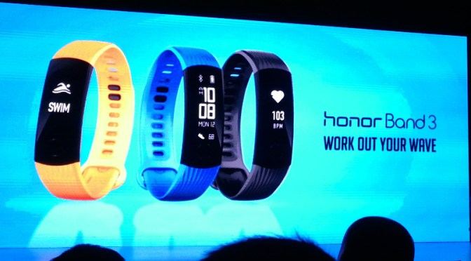 Honor Band 3 With Heart Rate Sensor Launched in India