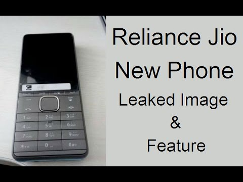 Reliance Jio 4G Feature Phone Priced Rs.500 will Launch on July 21