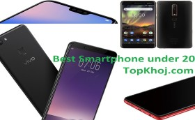 top 5 best smartphone under rs 20k
