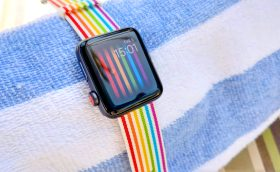 Apple new Watch face strap image leaked
