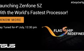 asus teased zenfone 5z launch on 4th july not tomorrow