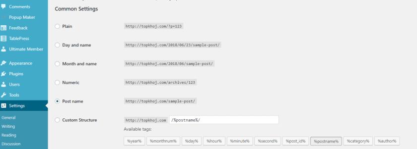 how to make wordpress website seo friendly