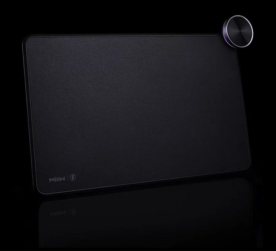 Xiaomi Launched Mi Smart Mouse Pad with wireless charging