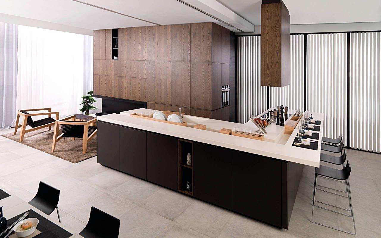 Diseo e instalacin de cocina rstica en Madrid  Topkitchen
