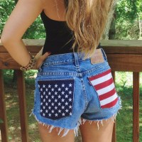 What to Wear on July 4th {& Holiday Sales!}