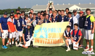 FCA Maryland wins 2018 title at Philly Summer Invitational