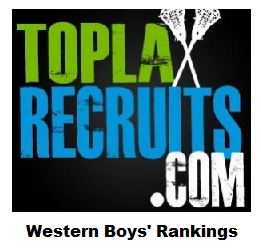 Western boys Rankings