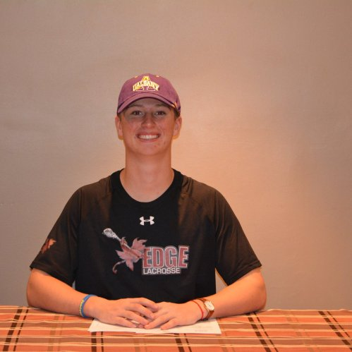Edge '17 Atk, @AidanConlon_13 on signing his NLI to @UAlbanyMLax! A member since gr.6, extremely gifted scorer and playmaker ?
