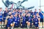 .@Brotherhood_Lax wins third straight 2019 AA championship at Boys' Summer Slam