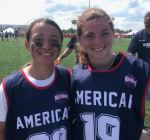 All-Stars speak on experience of enjoying the sport at @NLClacrosse tournament