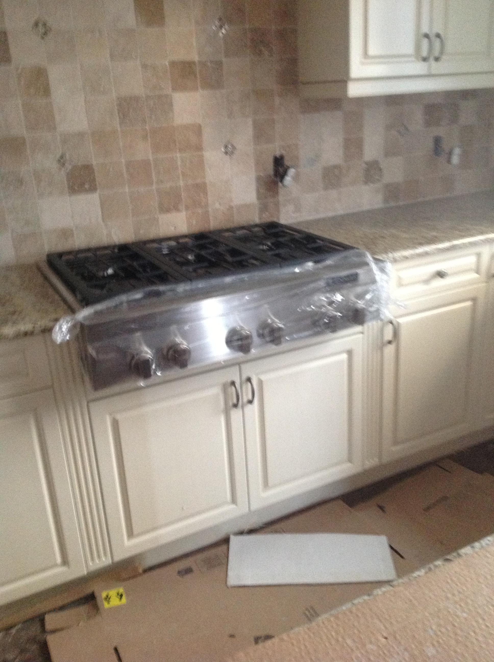 kitchen hood memory foam rugs jenn-air package installation | top line appliance ...