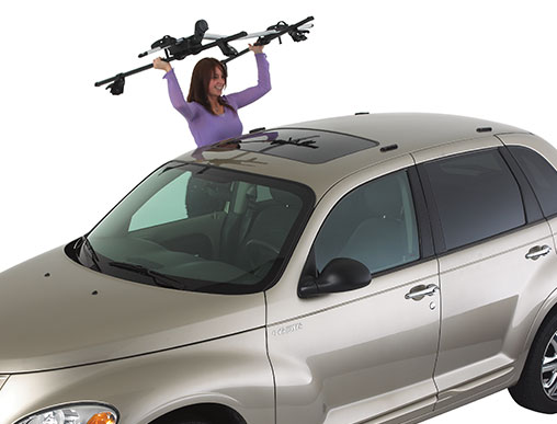 disappearing roof rack melrose rack