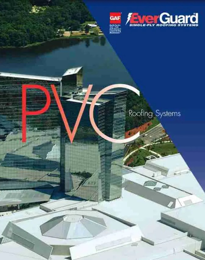 Evergaurd PVC Roofing Systems by Top Line Roofing Contractors