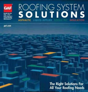 Top Line Roofing Contractors, GAF torch down, commercial roofing systems