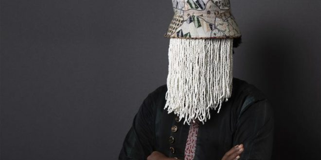 Anas Aremeyaw Anas sends message to Shatta Wale