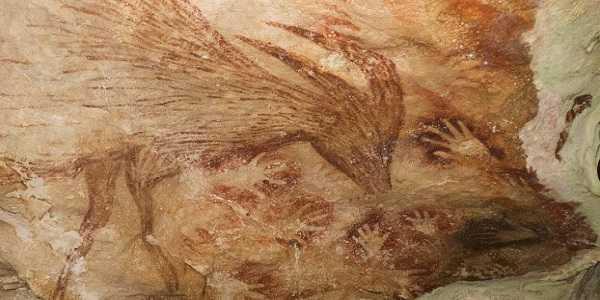 Misteri Lukisan Gua Maros  Top Lintas