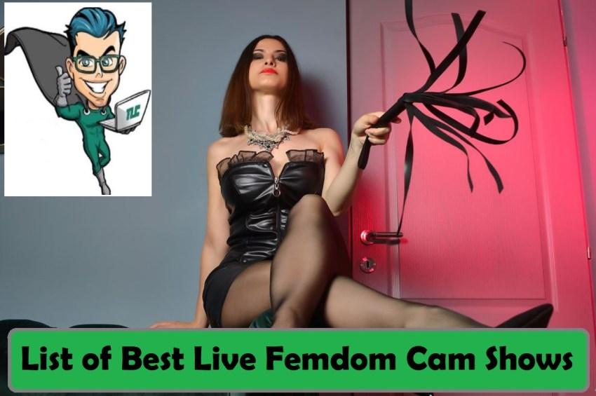 femdom live